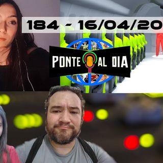 JoanaCDT | Ponte al día 184 (16/04/20)