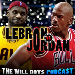 S1:E40 Lebron VS. Jordan