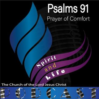 Psalms91 Prayer of Comfort