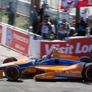 Gran premio de Long Beach, Indycar con @CarlosMunoz034