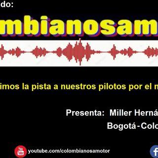 COLOMBIANOS A MOTOR EMISIÓN LUNES 23 DE SEPTIEMBRE
