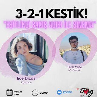 TRKxTalks-Ece Dizdar ile Eşitlikçi Bakış Açısı ile Sinema #togvakfı