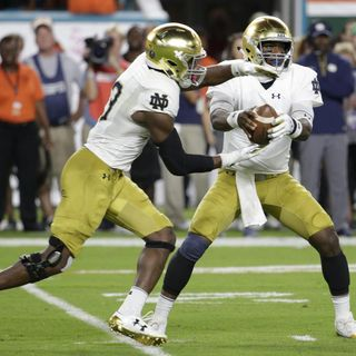 Irish Football Weekly:Notre Dame-Navy Preview W/Tony Hunter