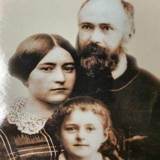 Santos Luis Martin y Celia Guérin, padres de Teresita de Lisieux