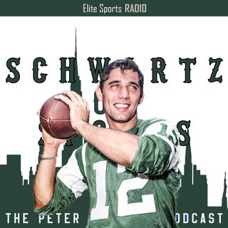 Schwartz on Sports: 'Beyond Broadway Joe' Author Bob Lederer Talks Namath, Jets