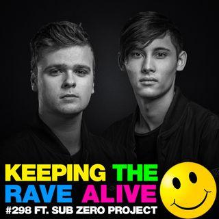 Episode 298: feat. Sub Zero Project!