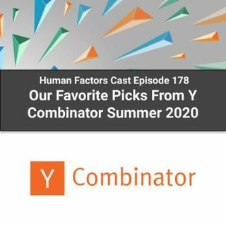 E178 - Our Favorite Picks From Y Combinator Summer 2020