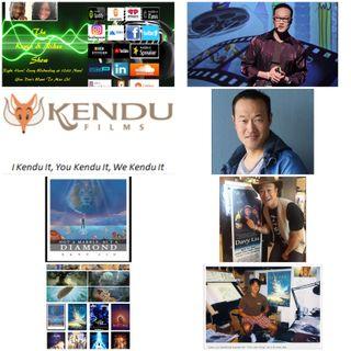 The Kevin & Nikee Show  - Celebrating Men - Davy Liu - Multi Award-winning Animator,  Writer, Author and C.E.O. of Kendu Films