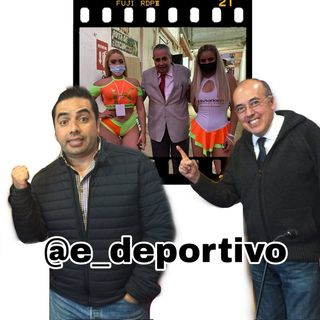 """Lunes con """"L"""" de La Buena Onda solo en Espacio Deportivo de la Tarde 30 de Agosto 2021"""
