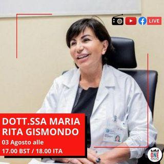 """La Dott.ssa Gismondo presenta  il suo nuovo libro """"Ombre allo specchio"""""""