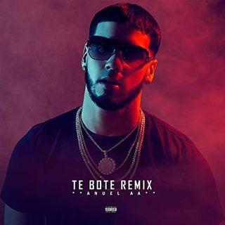 Te Bote (Real Hasta La Muerte Version) (Extended Version) - Anuel AA (Edit By DJ Basico Impromix)
