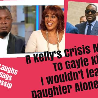 R Kelly's Crisis Manager has Resigned