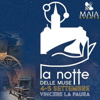 La Notte delle Muse 2021 a Pinerolo - Vincere la paura. Intervista a Verdiano Vera