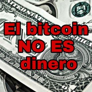 #046 No soy fan de bitcoin y monedas que se basan en aire