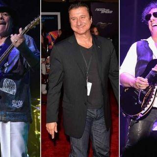 Classic Rock Report Carlos Santana April 19