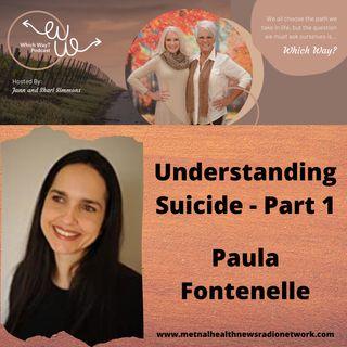 Understanding Suicide - Paula Fontenelle