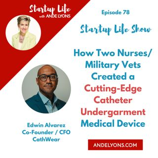 How Two Nurses/Military Vets Created a Cutting-Edge Catheter Undergarment Medical Device
