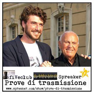 Prove di Trasmissione - Ospite Alessandro Bellagamba