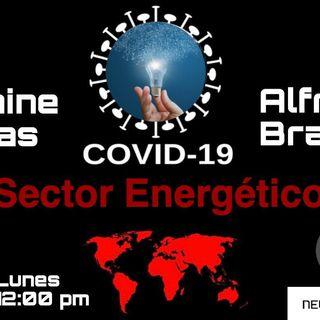 COVID-19, Sector Energético