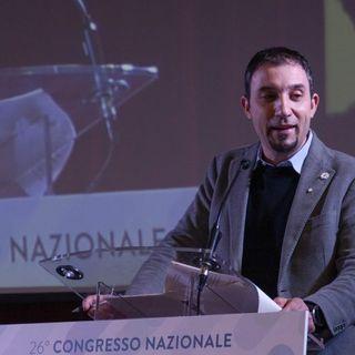 Emiliano Manfredonia Presidente nazionale Acli
