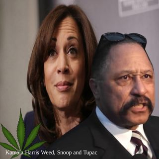Kamala Harris Weed, Snoop and Tupac Discrepancy