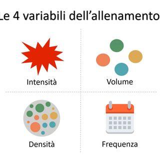 I 4 Parametri fondamentali dell'allenamento