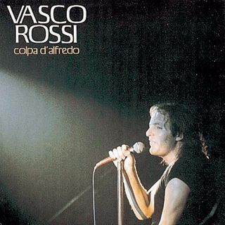 L'album COLPA D'ALFREDO di VASCO ROSSI, compie 40 anni.