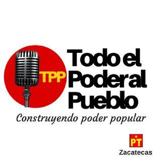 #EnVivo #TodoElPoderAlPueblo desde el PT Zacatecas
