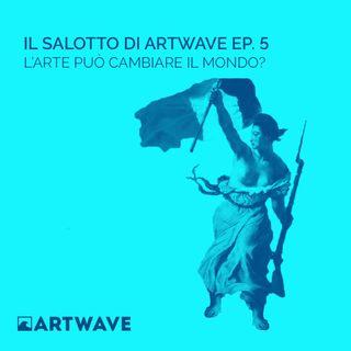 Episodio 5 - L'arte può cambiare il mondo? con Francesco Dobrovich