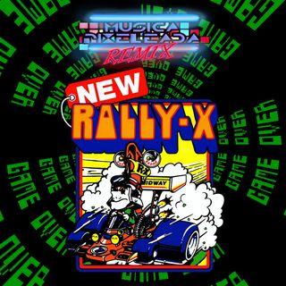 New Rally X (Arcade)