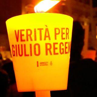 Parlare ancora di Giulio Regeni - Riccardo Noury