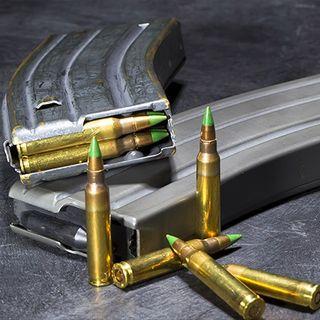 Leslie & Brad Bannon on M855 bullet ban