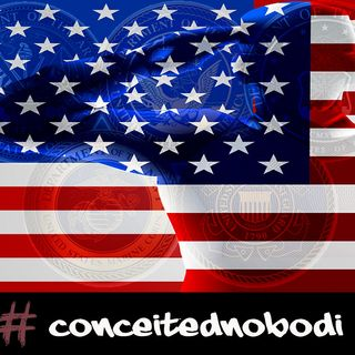 Tribute to Veterans with our #conceitednobodi Veteran's @mimid621, @icebergslim, and @Johantheamerican