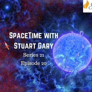 20: Astronomers detect ancient signals from the first stars in universe - SpaceTime with Stuart Gary S21E20