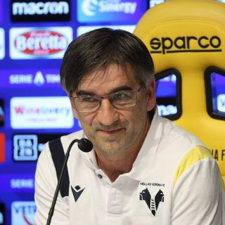 Mister Juric verso #VeronaNapoli | 22 gennaio 2021