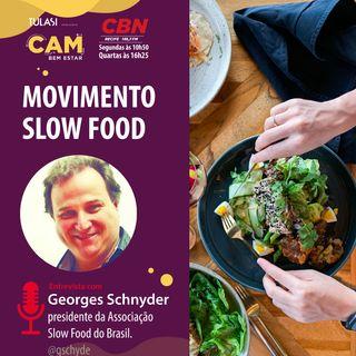 Você sabe o que é Slow Food? (entrevista com Georges Schnyder)