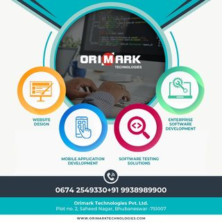 OrimarkTechnology_Software_Solutions_india, BBSR