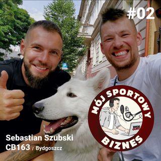 02 - Sebastian Szubski - CB163 - Bydgoszcz