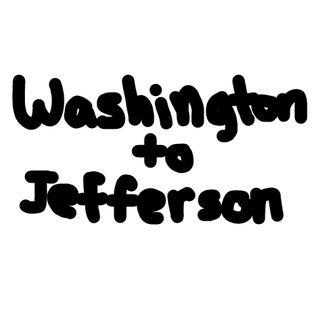 Washington to Jefferson Notes
