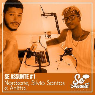 Nordeste, Silvio Santos e Anitta // Se Assunte  #1