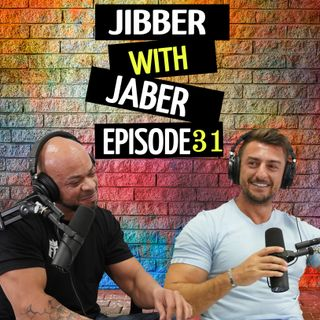 Episode 31 | Don Idrees | Hafthor Bjornsson vs Eddie Hall | WUS | Jibber with Jaber