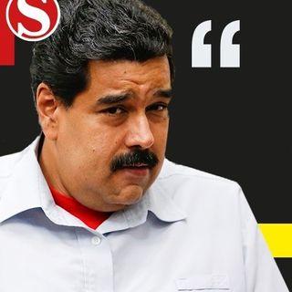 """Juan Manuel Santos odia a Venezuela"", Nicolás Maduro"