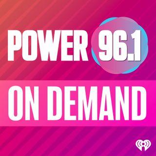 Power 96.1 On Demand