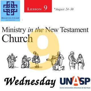 Sabbath School Aug-28 Wednesday