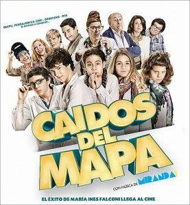 CAIDOS DEL MAPA