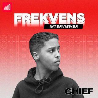 Frekvens Interviewer Chief