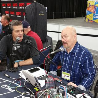 #SB51 Thu 2/2 Guests: Charlie Batch, Mike Golic, Dr Jen Welter & Sarah Thomas