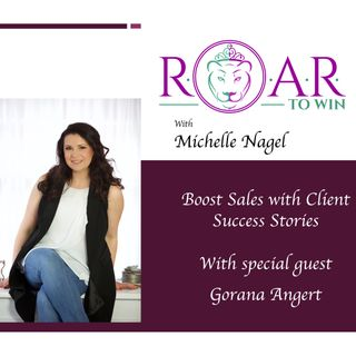Boost Sales with Client Success Stories - Gorana Angert