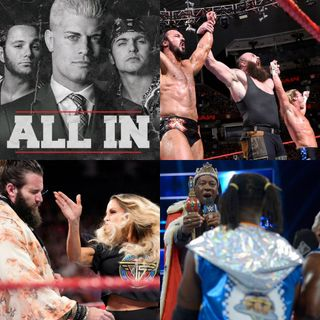 Ep 23 - Peace Sells, But Who's #ALLIN?