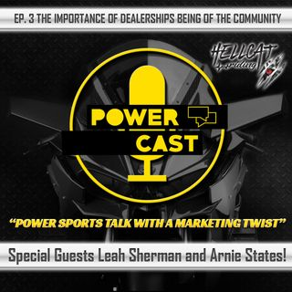 Ep. #3 The Importance of Dealerships being of the community